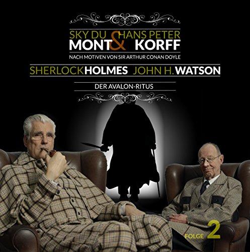 Sherlock Holmes & John H. Watson - Folge 2 - Der Avalon-Ritus (Van Praline)