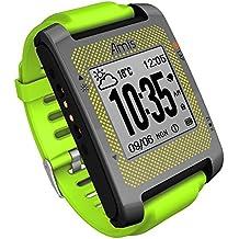 Bryton Amis S630E - GPS para correr, color verde