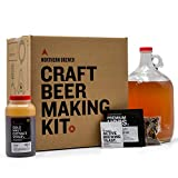 Northern Brewer Small Batch Homebrew Starter Kit with American Brown Ale Recipe Kit