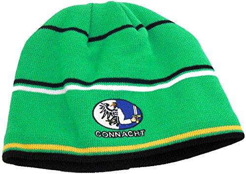 Connacht Rugby Mütze gestreift
