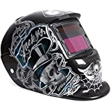Mascara de soldadura solar - TOOGOO(R) mascara de soldadura automatica solar de casco