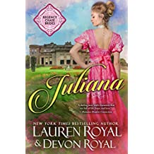 Juliana: A Sweet & Clean Historical Romance (Regency Chase Brides Book 2)