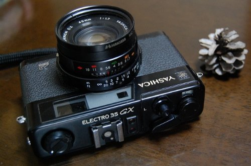 How to overhaul and repair Yashica electro 35 GX (English Edition) por Eiji Denda