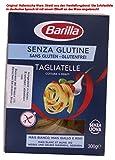 Barilla Tagliatelle 8 x 300g 2400g senza Glutine Glutenfrei und ohne Eier