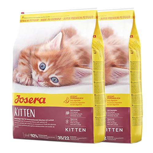Josera 2 x 10 kg Kitten NEU - Nachfolger von Minette