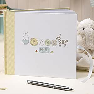 Baby Miffy Party Guest Book