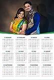 #4: Personalized Wall Calendar - Customized Poster - alterEgo Custom Art