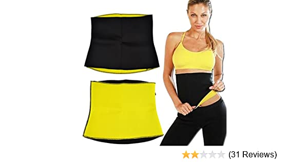 884121d5eb Faaa Neotex Hot Shapers Slimming Belt M Size  Amazon.in  Sports ...