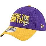New Era NFL Minnesota Vikings 2018 Draft Spotlight 39Thirty Cap S-M