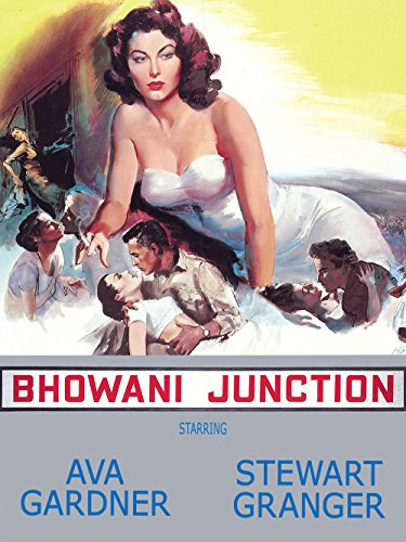 Bhowani Junction (1956) Cover