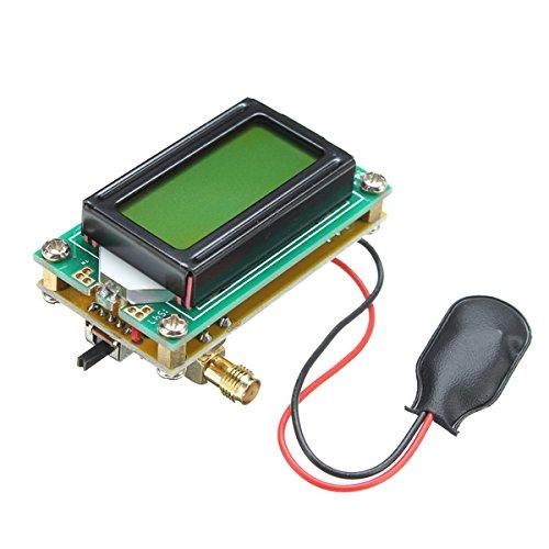 Bluelover 9V Frequenzmesser 500Mhz Hochpräzisionsleser Rf Radio Frequenzmessgerät