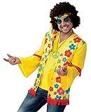 KarnevalsTeufel Flower Hippie Oberteil für Herren (M)