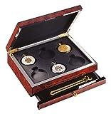 Taschenuhr-Schatulle für 6 Uhren (OHNE Uhren/Inhalt) - C334359