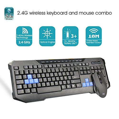 Rii-RK200-teclado-completo-inalmbrico-24GHz-Con-ratn-incluido-y-receptor-GAMERSRk200