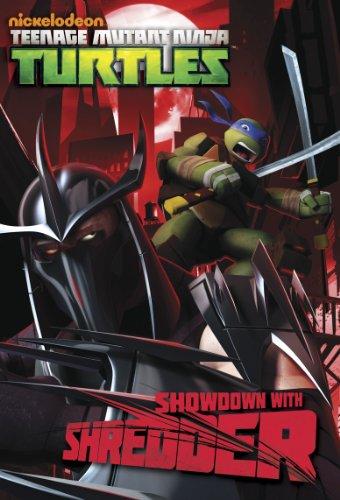 Showdown With Shredder (Teenage Mutant Ninja Turtles ...