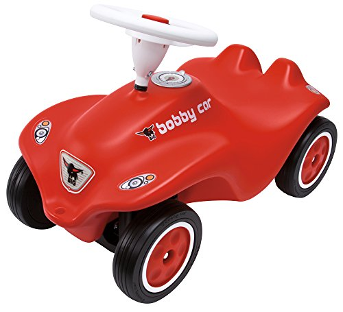 *BIG 56200 – New Bobby Car, rot*