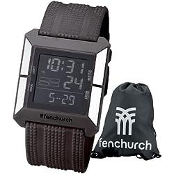 Fenchurch Gents Watch & Gym Bag Set