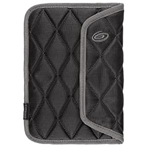 Timbuk2 Plush Sleeve Case for 7-Inch Tablets with Memory Foam for Impact Absorption, Black