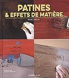 """Afficher """"Patines & effets de matière"""""""