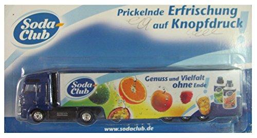 Preisvergleich Produktbild Soda Club Nr. - Genuss und Viefalt ohne Ende - MAN TG Steyr - Sattelzug