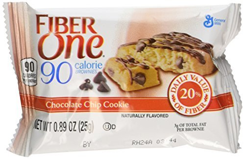 fiber-one-snacks-90-calorie-chocolate-chip-cookie-brownies-6-count-6-pack-by-fiber-one-snacks