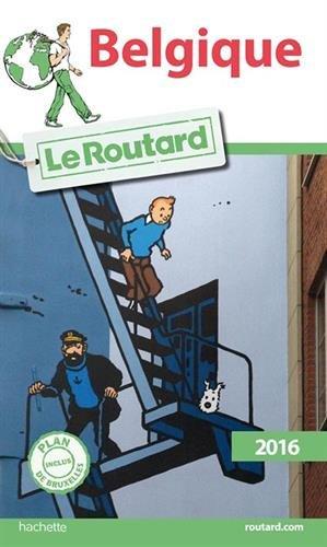 Guide du Routard Belgique 2016