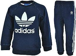 tuta adidas jeans
