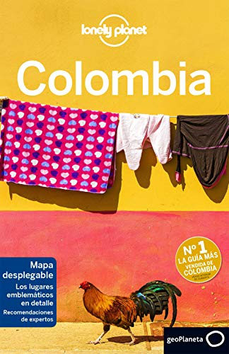 Colombia 4 (Guías de País Lonely Planet) por Alex Egerton