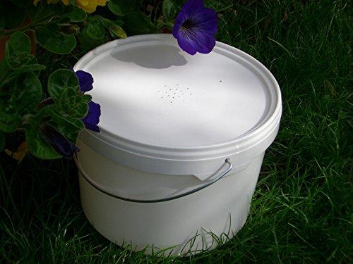simonthebeekeeper 6 x Beekeepers 1/2 Gallon CONTACT FEEDERS 3