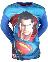 T-shirt Manches longues Batman vs Superman Garçon