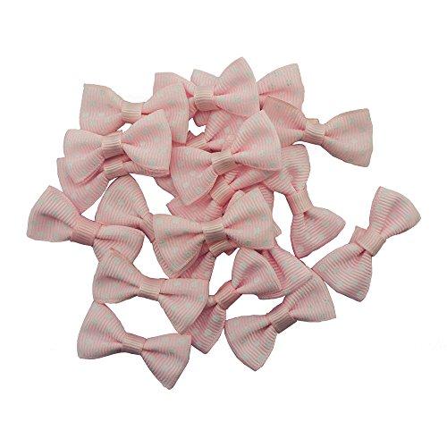 handr-pretty-polka-dot-ruban-arceau-accessoires-embellissements-33-mm-x-20-mm-lot-de-20-rose