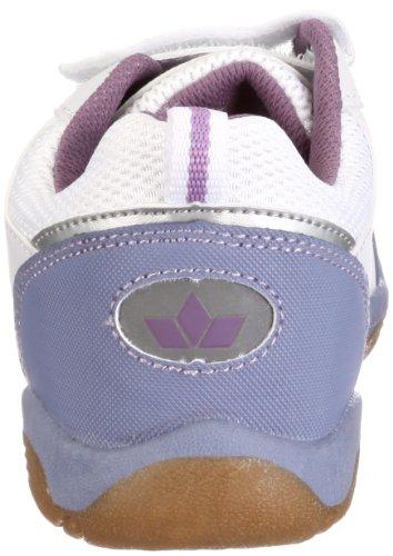 Lico Indoor V 360289, Chaussures de sports en salle fille Blanc-TR-F5-51