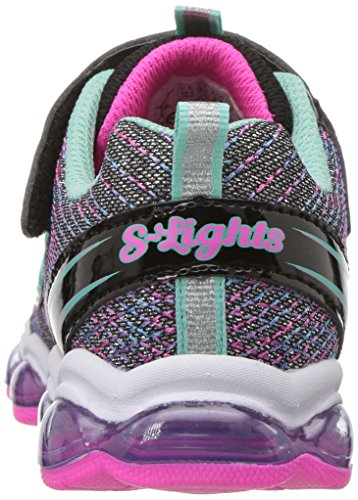 Skechers Kids Kids Glimmer Lights Sneaker Multi-color