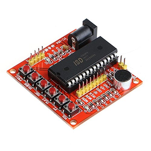 Alcoa Prime ISD1700 Series Voice Record Recording Play ISD1760 Module For AVR Arduino PIC