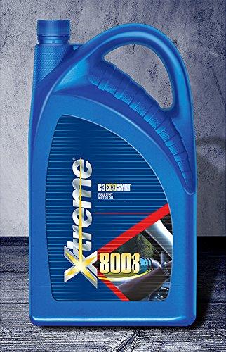 Olio Motore Xtreme 5W40: 8003 Sintetico. Motori Benzina e Diesel 4L