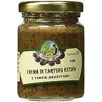 Sulpizio Tartufi - Crema de Trufa de Verano Negro - 100gr - Producto original en Italia