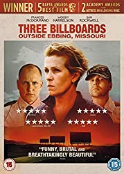 Three Billboards Outside Ebbing, Missouri [DVD] [2018]