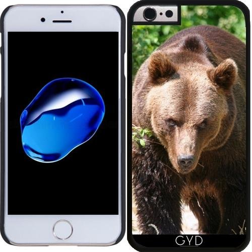 Coque pour Iphone SE - Bear_2015_0313 by JAMFoto Plastique Rigide