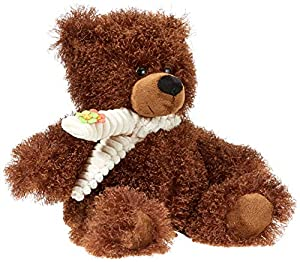 Unbekannt Sunny Toys 32935Oso de Peluche, marrón Claro/marrón Oscuro