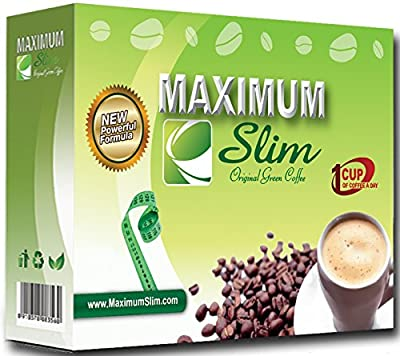 Premium ORGANIC Coffee- BOOSTS your Metabolism, DETOXES your Body, & CONTROLS your Appetite. - EFFECTIVE WEIGHT LOSS FORMULA- includes Original Green Coffee, & Natural Herbal Extracts (Laxative Free) MAXIMUM Formula, MAXIMUM Results, and GREAT TASTE. 30 D