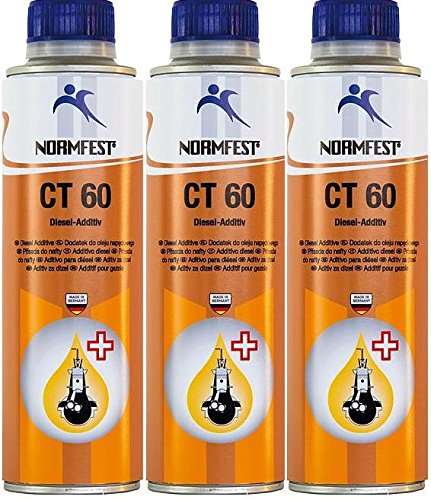 Normfest cT 60-dIESEL additif 300 ml 3 doses injection nettoie et protège