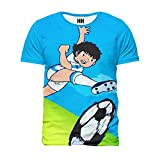 Noorhero - T-Shirt Uomo - Holly e Benji