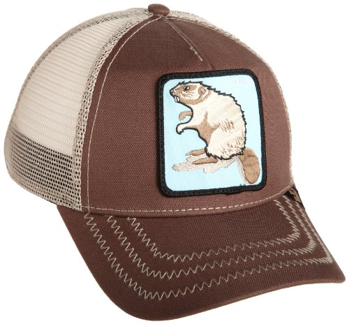 de91ac52d91 Goorin Brothers Beaver Men s Hat Brown One Size - Buy Online in Oman ...