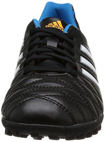Adidas Multinocken Fussballschuhe 11questra TF, Fußballschuhe Herren Noir (Noiess/Blaess/Blesol)