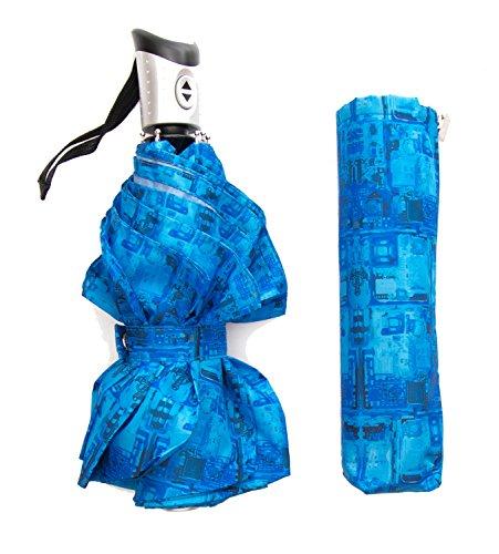 Piquadro ,  Taschenschirm Blau blau