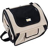 insapet Hunde Transporttasche Reisetasche JOY beige für Auto usw. S ( 38 x 32 x 24cm )