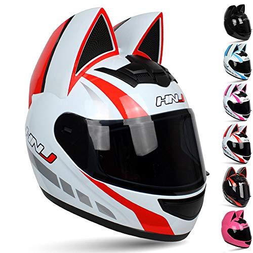 Se trata de un casco de motocicleta personalidad de la modaMaterial: forro de FRP shell + EPSTemporada: todas las estacionesLa muchedumbre: adolescentes, adultos, hombres y mujeresAlcance: Motocicleta / Motorcycle / carrera de auto / moto / cross-cou...