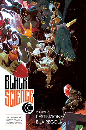 Black science: 7