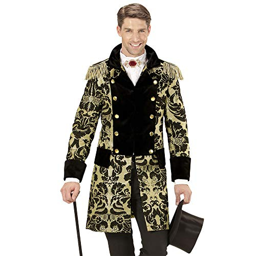 WIDMANN 59272 Herren Mantel Jaquard Parade kostüm, M, M