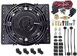 American Volt 15,2cm Zoll Elektrische Ölkühler Box Fan 3/20,3cm NPT Gewinde Sonde Boden Thermostat Mini